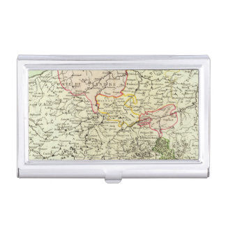 Belgium 3 business card holder
