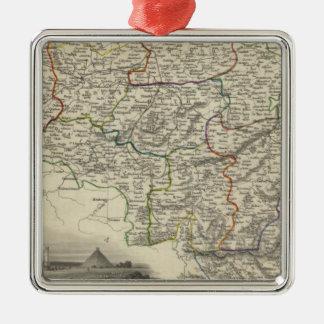Belgium 3 ornament