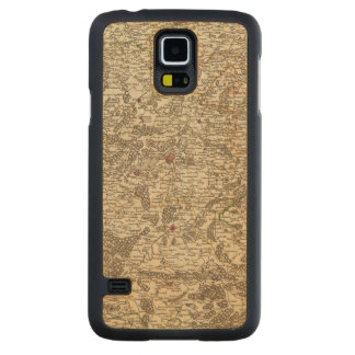 Belgium 4 carved maple galaxy s5 case