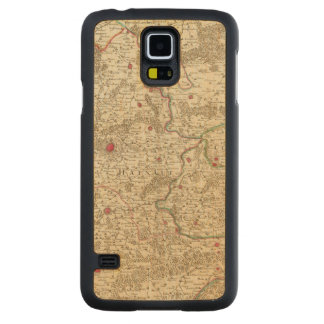 Belgium and Europe Maple Galaxy S5 Slim Case
