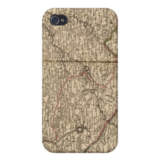 Belgium and France iPhone 4 Cover