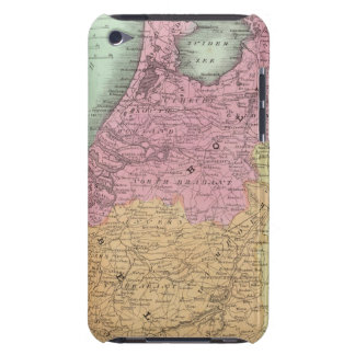 Belgium And Holland iPod Touch Case