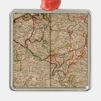 Belgium and Luxembourg Christmas Ornament