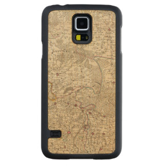 Belgium and Netherlands Carved Maple Galaxy S5 Case