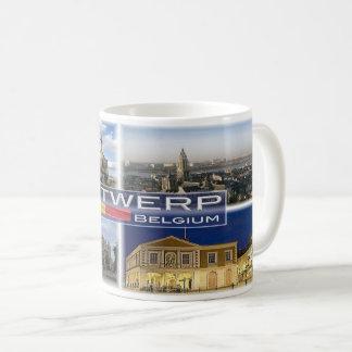 Belgium - Antwerp - Anvers - Coffee Mug