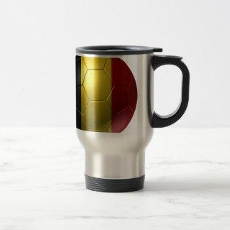 Belgium ball travel mug