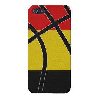 Belgium Basketball iPhone 4 Case