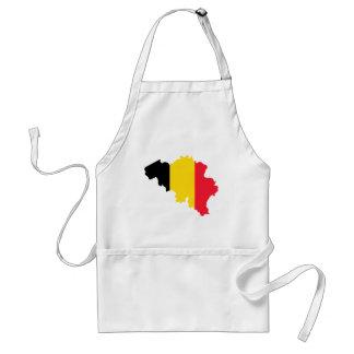 Belgium BE Standard Apron