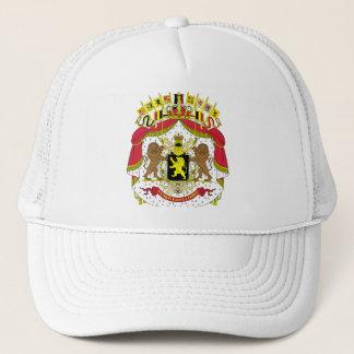 Belgium BE Trucker Hat