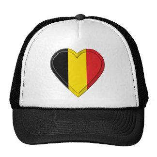 Belgium Belgian Flag Cap