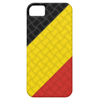 Belgium Belgian Flag iPhone 5 Cover