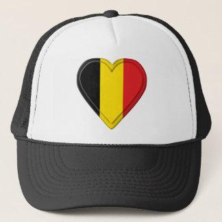 Belgium Belgian Flag Trucker Hat