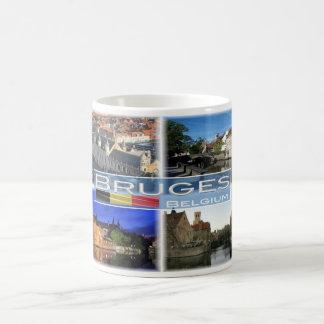 Belgium - Bruges - De Burg - Coffee Mug
