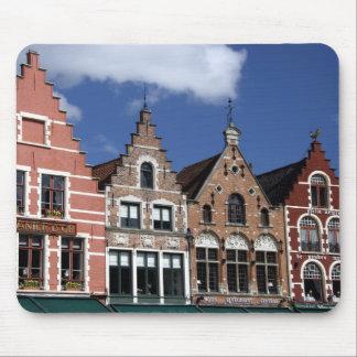 Belgium, Brugge (aka Brug or Bruge). UNESCO 2 Mouse Mat