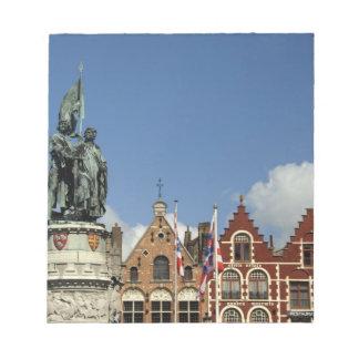 Belgium, Brugge (aka Brug or Bruge). UNESCO Notepad