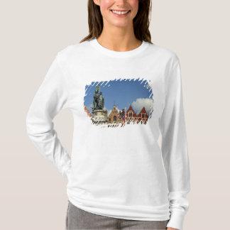 Belgium, Brugge (aka Brug or Bruge). UNESCO T-Shirt