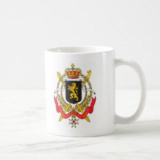 Belgium Coat Of Arms Coffee Mug
