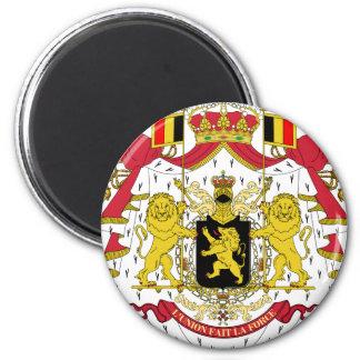 Belgium coat of arms magnet