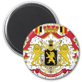 Belgium coat of arms magnets