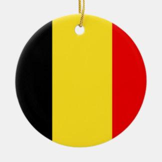 Belgium Christmas Tree Ornaments
