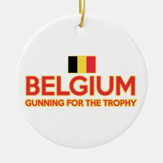 Belgium design ornaments