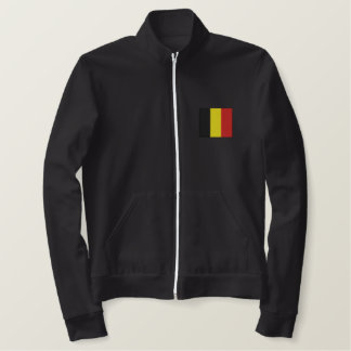BELGIUM EMBROIDERED JACKET