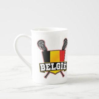 Belgium Flag Lacrosse LAX Cup