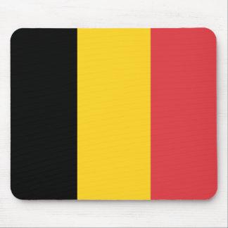 Belgium Flag Mouse Mat