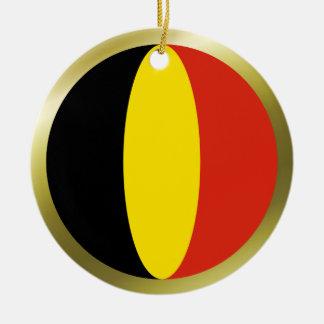 Belgium Flag Ornament