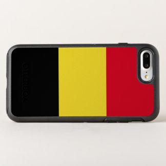 Belgium Flag OtterBox Symmetry iPhone 8 Plus/7 Plus Case