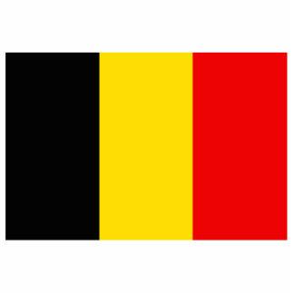 Belgium Flag Cut Outs
