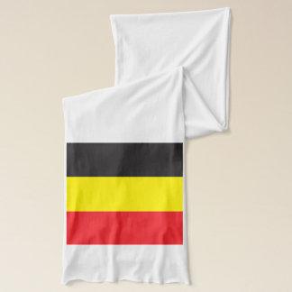 Belgium Flag Scarf