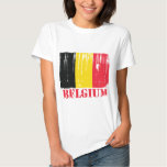 Belgium Flag T-shirts