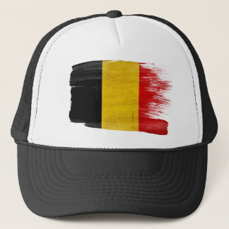 Belgium Flag Trucker Hat