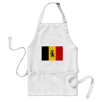 Belgium Government Ensign Flag Aprons