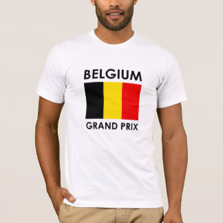 Belgium Grand Prix T-Shirt