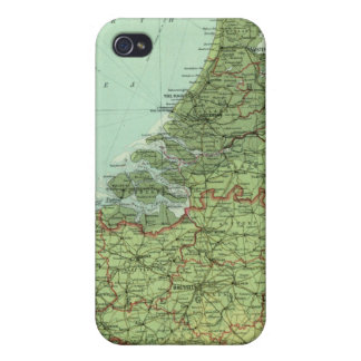 Belgium & Holland Covers For iPhone 4