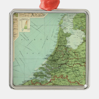 Belgium Holland Christmas Tree Ornaments