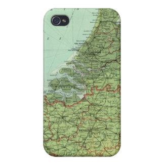 Belgium & Holland iPhone 4/4S Cases