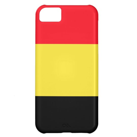 belgium iPhone 5C case