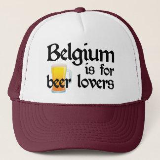 Belgium is for Beer Lovers Trucker Hat