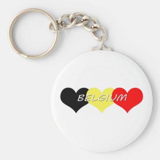 Belgium Key Chains