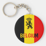 Belgium Keychains