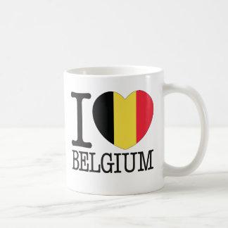 Belgium Love v2 Coffee Mug