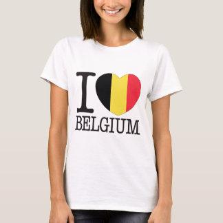 Belgium Love v2 T-Shirt