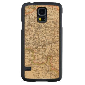 Belgium, Luxemburg Carved Maple Galaxy S5 Case