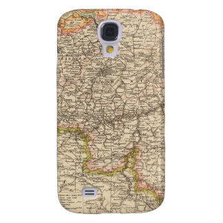 Belgium, Luxemburg Galaxy S4 Case