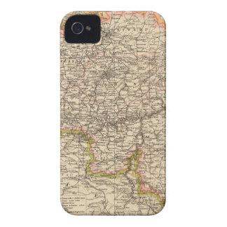 Belgium, Luxemburg iPhone 4 Cover