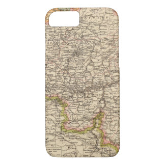 Belgium, Luxemburg iPhone 8/7 Case