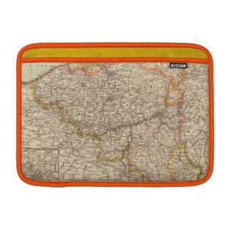 Belgium, Luxemburg MacBook Sleeve